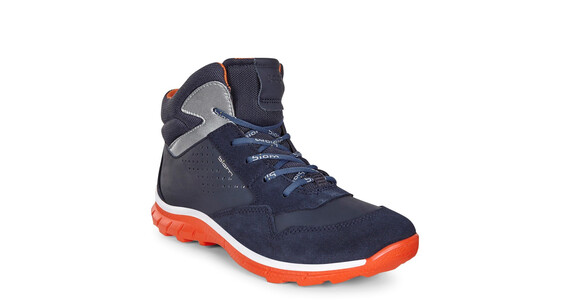 ECCO Biom Trail Shoes Juniors marine/marine/marine/fire